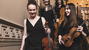 Saturday 19 October 2019The Halcyon String Quartet