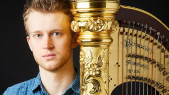Saturday 15 February 2020Oliver Wass (harp)