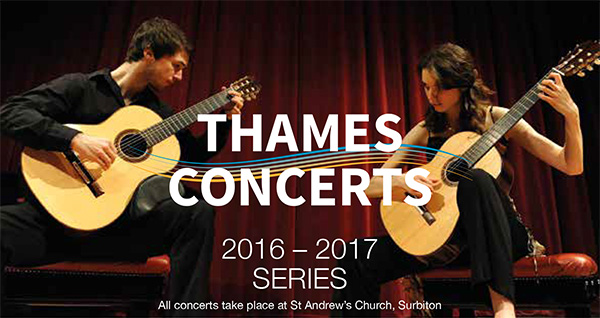 Thames Concerts brochure