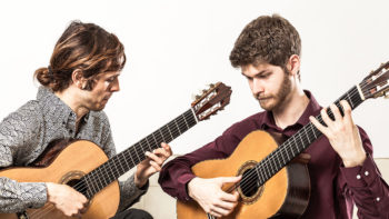 Saturday 10 November 2018The Vickers-Bovey Guitar Duo