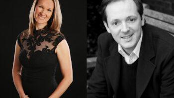Saturday 4 December 2021Joanne Lunn (soprano), Robin Blaze (counter-tenor) and Ben Costello (piano)