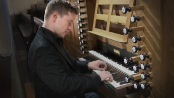 Saturday 19 January 2019Daniel Moult (organ)