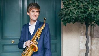 Saturday 17 October 2020Jonathan Radford (saxophone)  Ashley Fripp (piano)