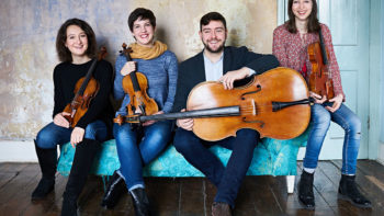 Saturday 20 October 2018The Jubilee Quartet