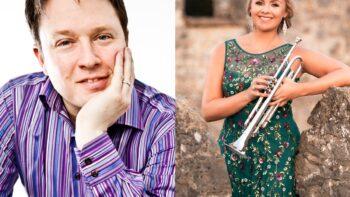 Saturday 29 January 2022Matilda Lloyd (trumpet) and Martin Cousin (piano)